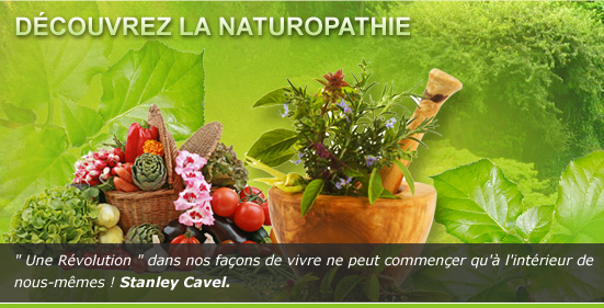 Atelier-conférence: Naturopathie